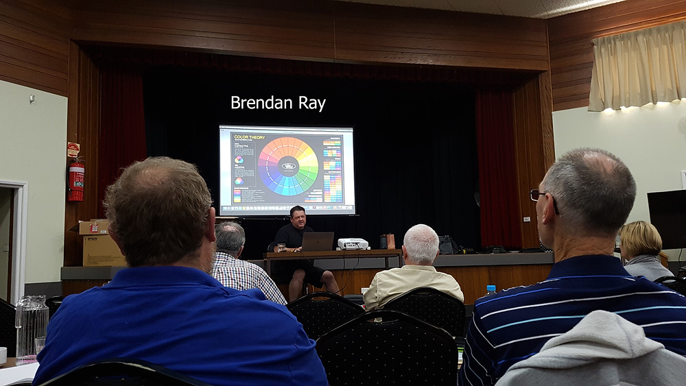 Brendan Ray explains the relevance of the colour wheel in photography