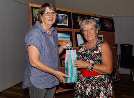 Hosting an Exhibition with Kerrie Bowles