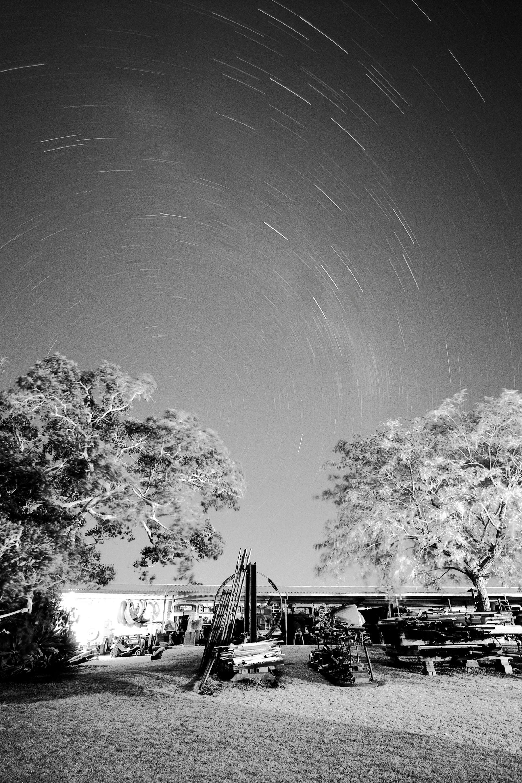 Backyard Stars