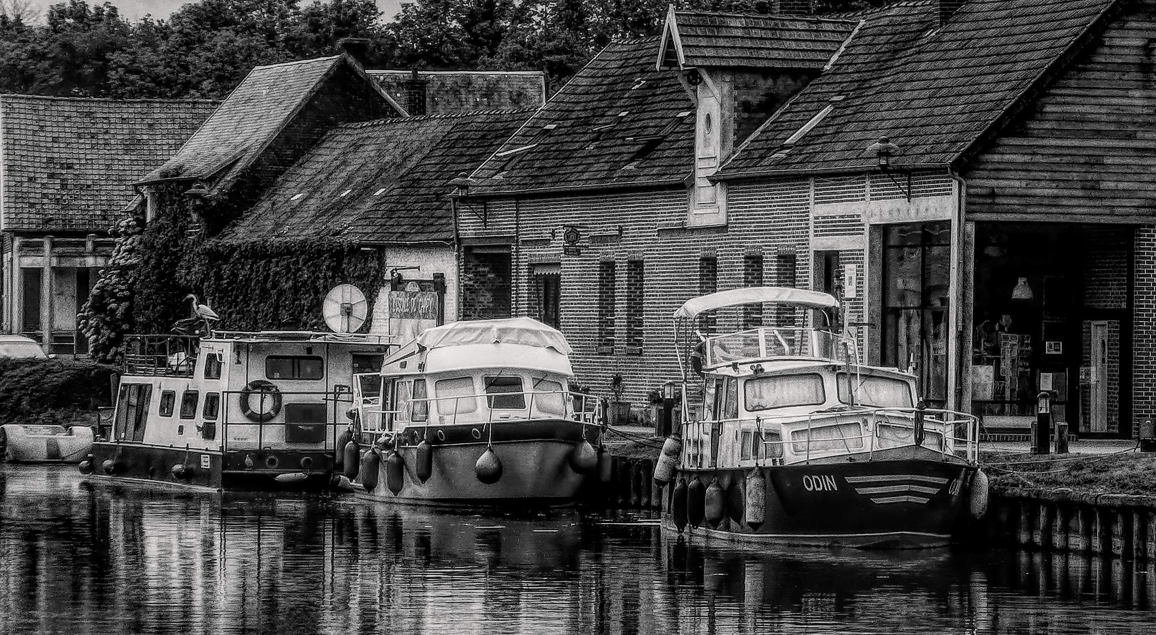 Canal Boats Jan Wilson