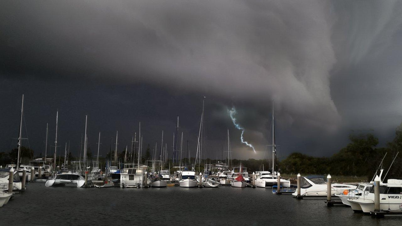 Storm Approaching 1.Jan