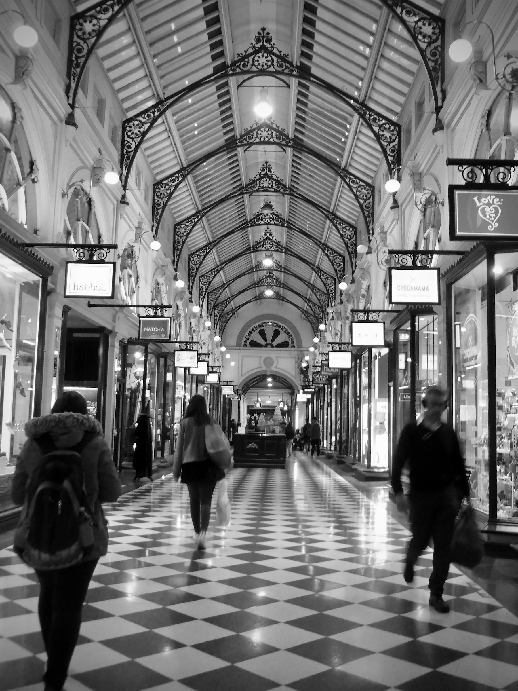 Royal Arcade Tess Schembri