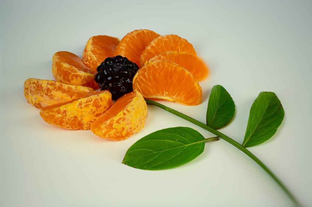 mandarine daisy.Denise