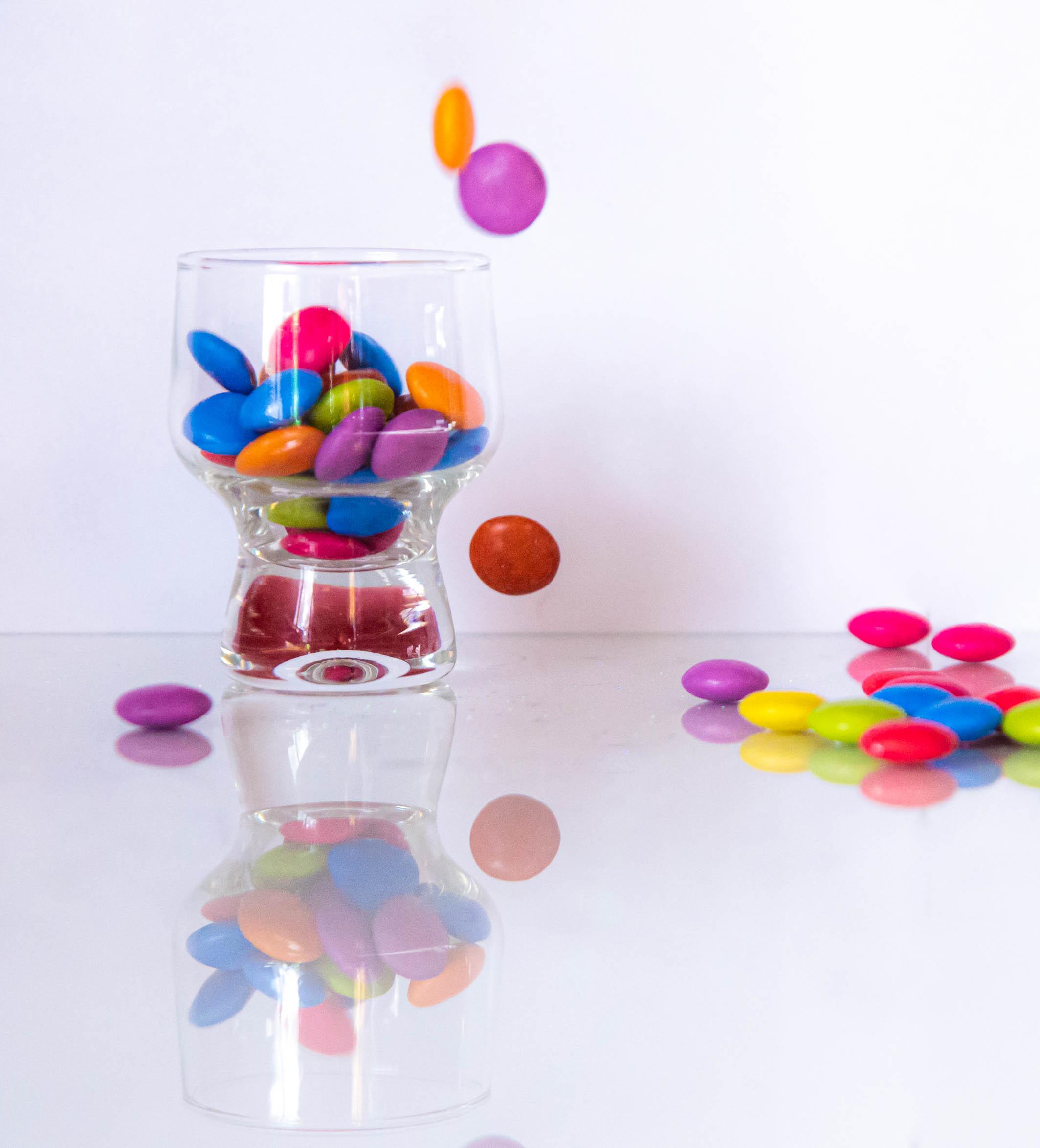 Spots of Colour.Terri Pitman