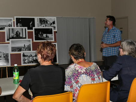 Street Photography Presentation by Peter Ward