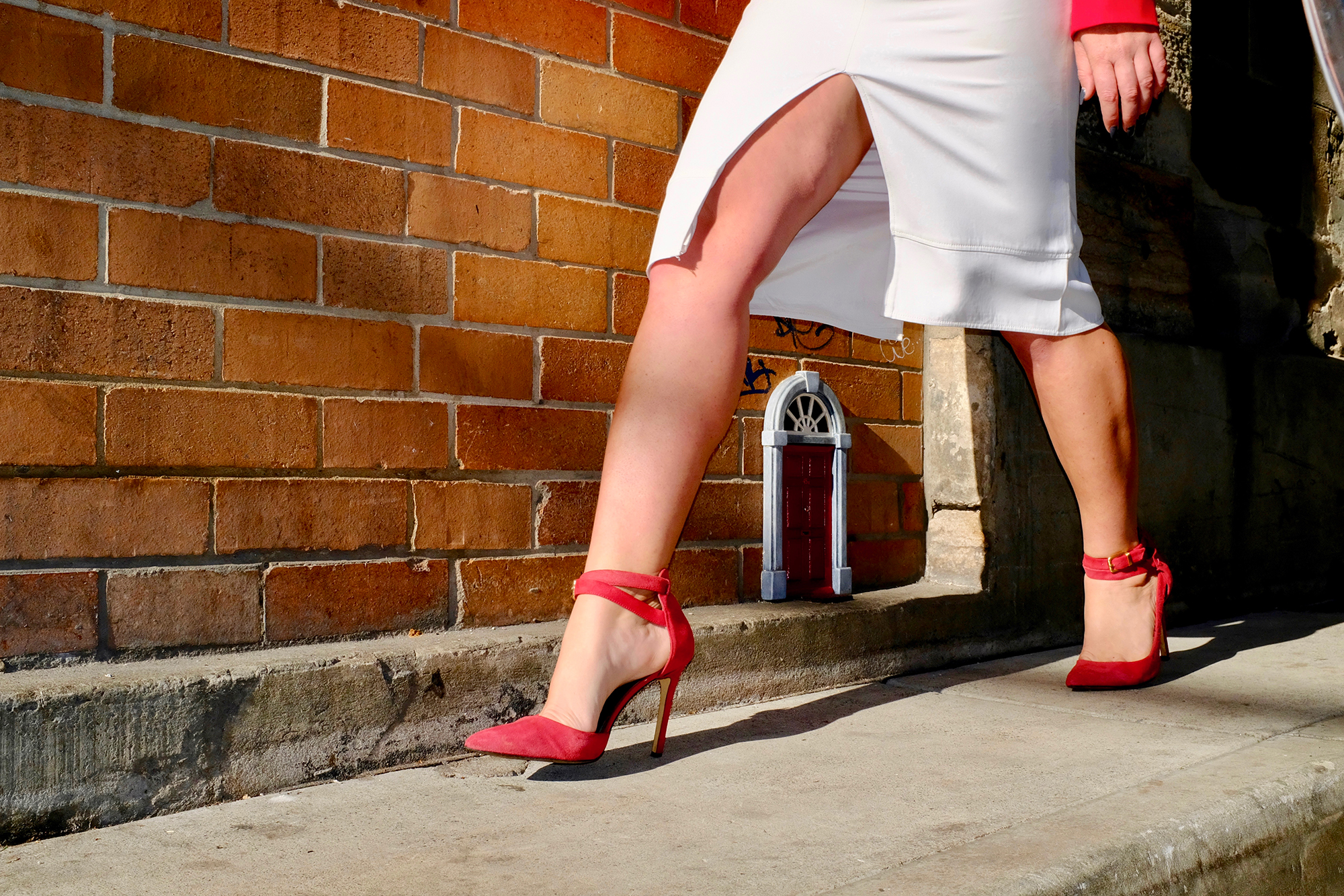 Red Shoe Alley