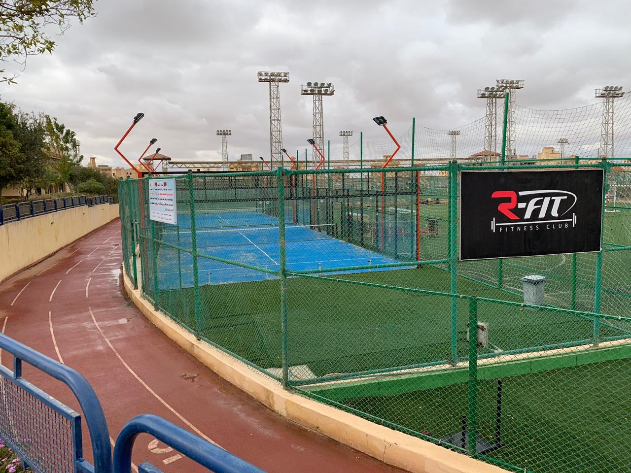 GO!Padel Shooting Club October