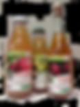 produits secs : jus de pomme, de raisin, pétillant de pomme, tournesol décortiqué