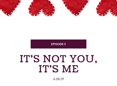 """Afterthoughts: The Woke Desi - Episode 5, """"It's not you. It's me."""""""