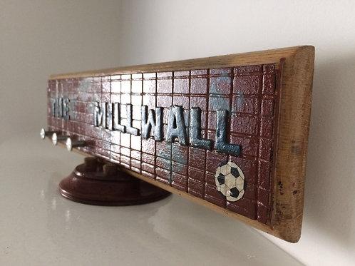 The Millwall Art Piece