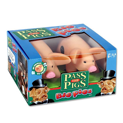 Pass The Pigs: Big Pigs