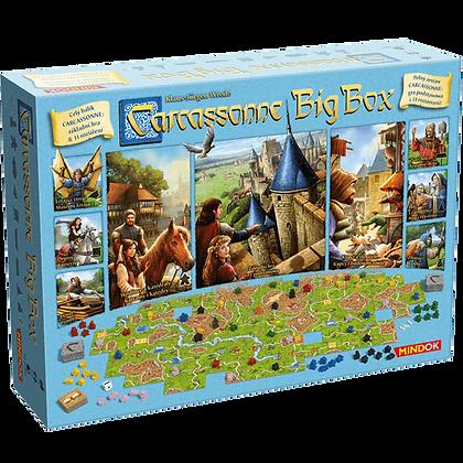 Carcassonne Big Box 2017 Edition