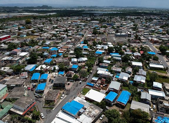 Techos Pa' Mi Gente | Puerto Rico