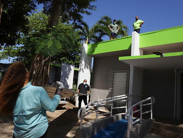 Techos Pa' Mi Gente | Contáctanos | Puerto Rico