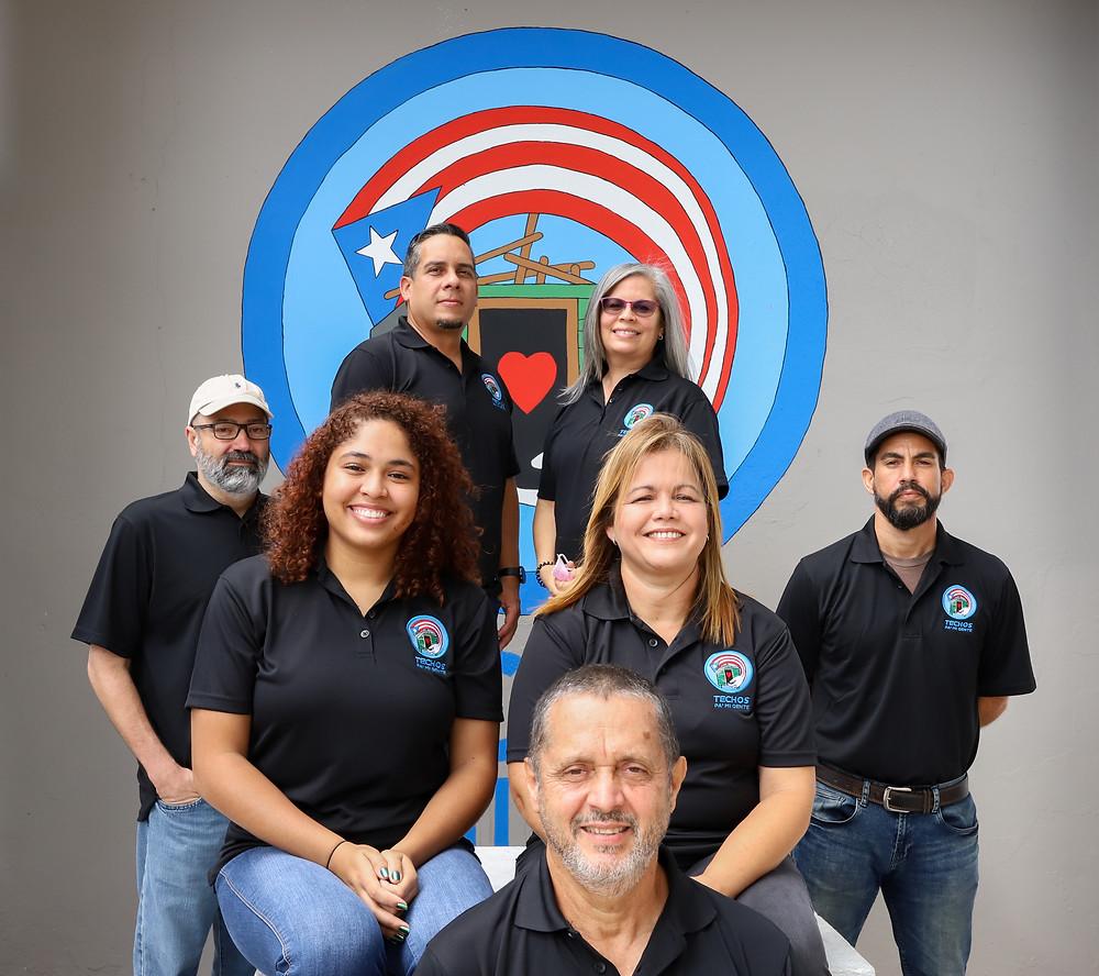 Junta de Directores | Techos Pa' Mi Gente | Puerto Rico
