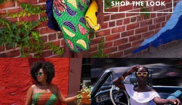 Atlanta email campaign design Afropolita