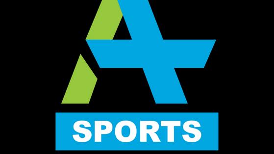 alpharetta a plus sports logo design sports performance center indoor soccer field.png