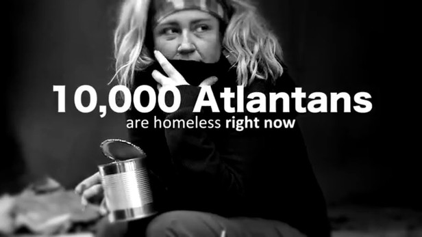 Atlanta Homeless Shelter Promo Video