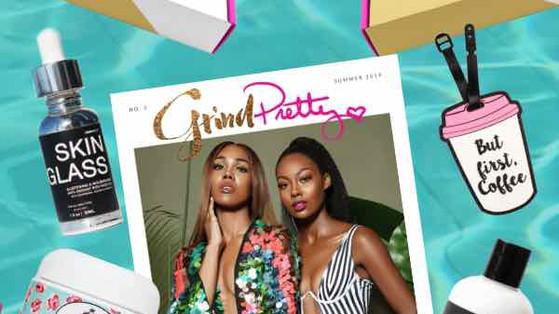 Atlanta Grind Pretty Summer Box