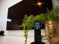 Savant Pro Remote and LG OLED