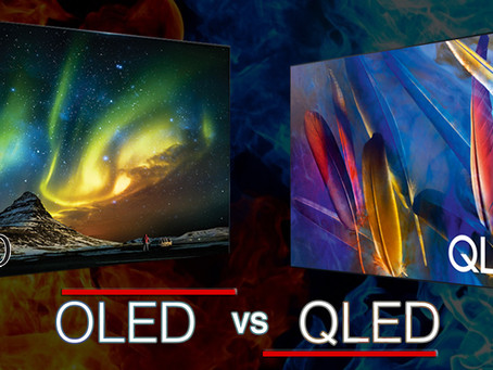 OLED vs QLED: A Quick Buying Guide
