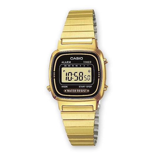 Casio - Vintage Mini orologio donna LA670WEGA-1EF