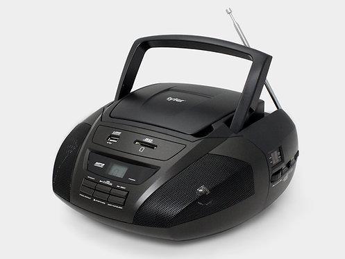 CD-MP3/USB/SD Boombox