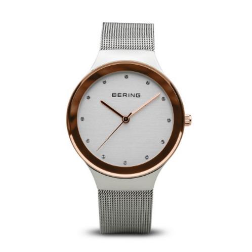 Bering - Classic - argento brilliante - Orologio Donna 12934-060
