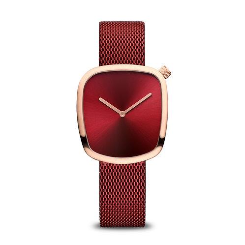 Bering - Classic - oro rosa brilliante - Orologio Donna - 18034-363