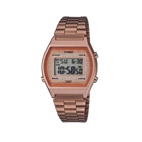 Casio - Vintage Iconic orologio donna B640WCG-5EF