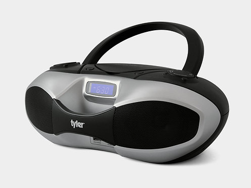 MP3/USB/MP3-CD Boombox
