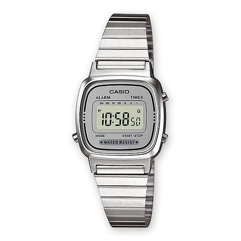 Casio - Vitage Mini orologio donna LA670WEA-7EF