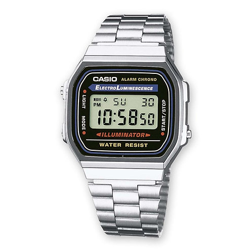 Casio - Vintage Iconic orologio A168WA-1YES