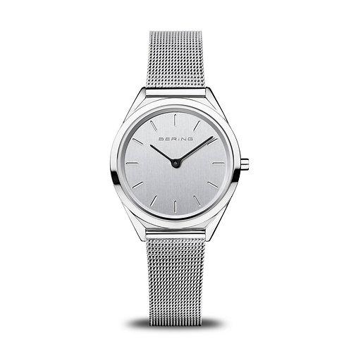 Bering - Ultra Slim - argento brilliante - Orologio Unisex - 17031-000