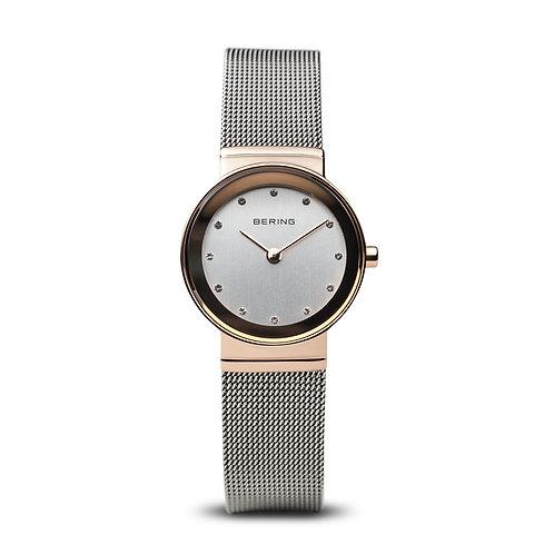 Bering - Classic - oro rosa brilliante - Orologio Donna - 10126-066