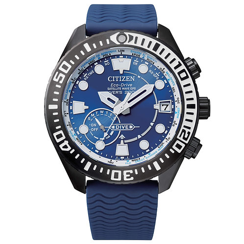 Citizen - Satellite Wave GPS Promaster Diver's CC5006-06L