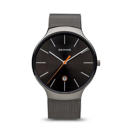 Bering - Classic - grigio brillante - Orologio Unisex 13338-077