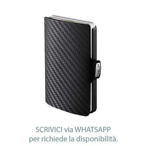 I-CLIP - Original Silver Carbon Framefinish Black