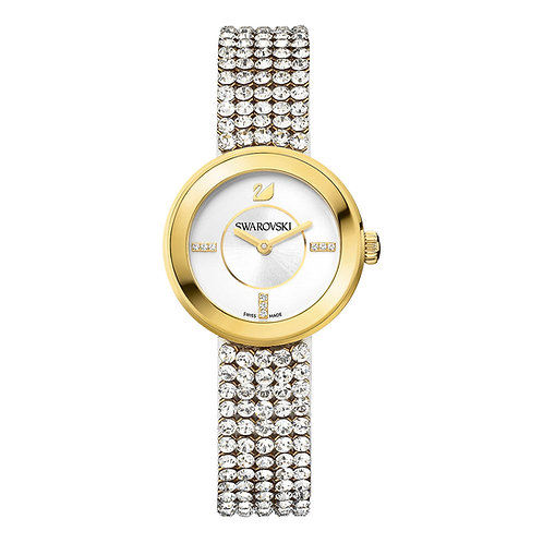 Swarovski - PIAZZA MINI MESH YELLOW GOLD TONE OROLOGIO 1194086
