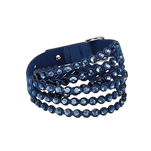 Swarovski – BRACCIALETTO SWAROVSKI POWER COLLECTION, BLU 5511697