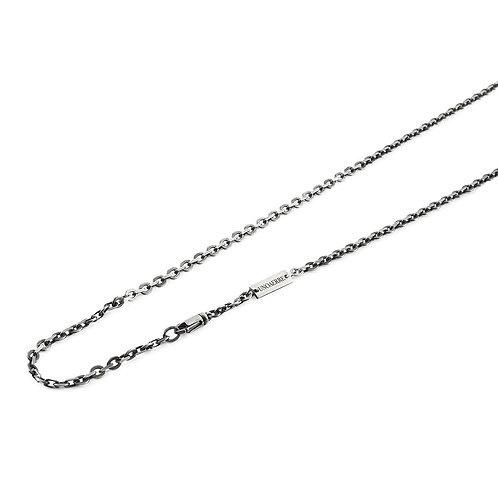 Unoaerre - Collana uomo in argento naturale 700yhh0203001