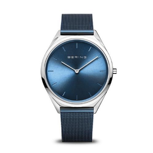 Bering - Ultra Slim - argento brilliante - Orologio unisex - 17039-307