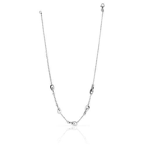 Unoaerre - Collana donna in argento bianco 700YHW2364000