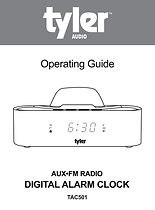 TAU101 Product Manual