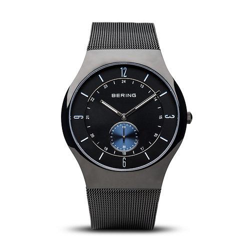 Bering - Sale - nero brilliante - Orologio Uomo - 11940-228