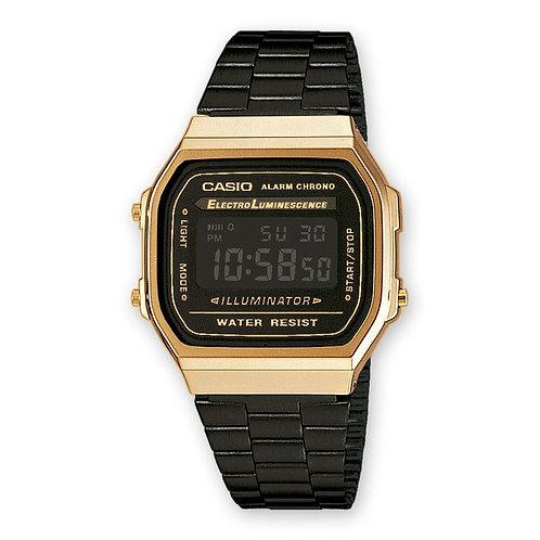 Casio - Vitage Iconic orologio A168WEGB-1BEF