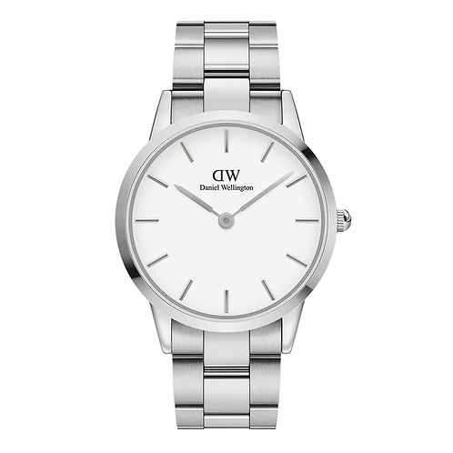 Daniel Wellington - Iconic Link 40 MM Silver White DW00100341