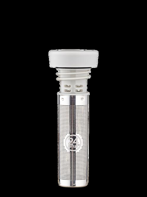 24 Bottles - Infuser - Light Grey