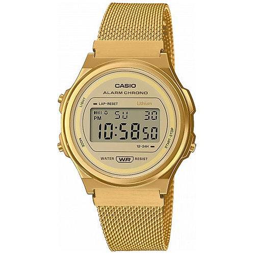 Casio - Vintage orologio A171WEMG-9AEF