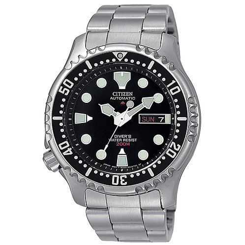 Citizen - Diver's Automatic 200 mt NY0040-50E